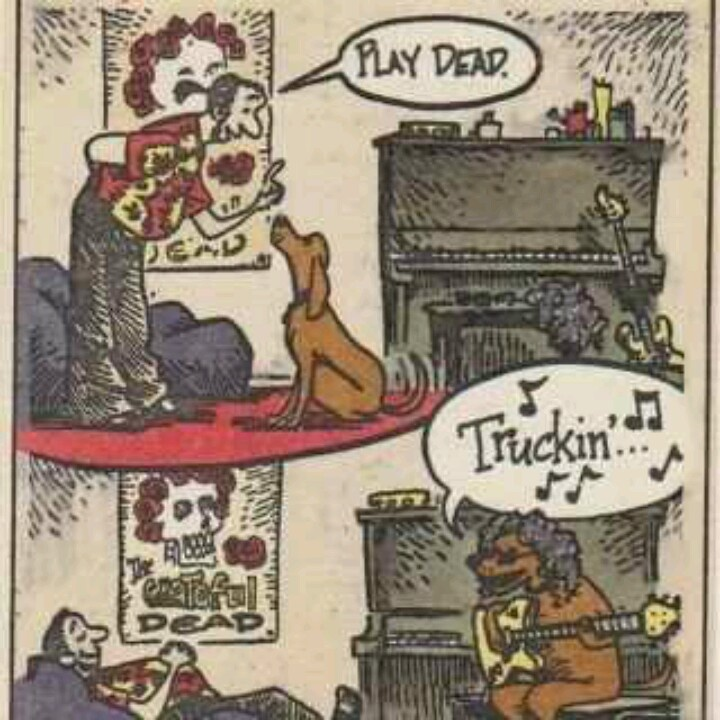 pin dead dog cartoon - photo #34