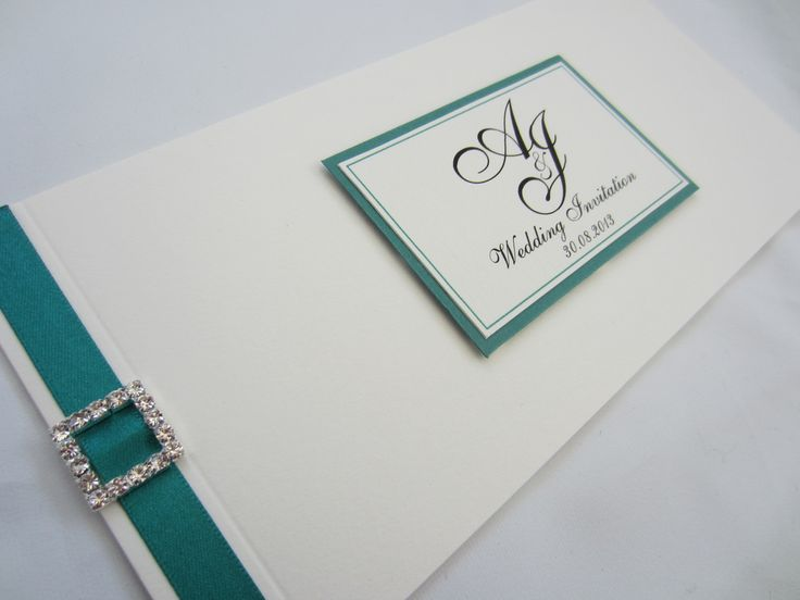 Cheque Book Style Wedding Invitations - Wish Upon A Card - Wish Upon A Card