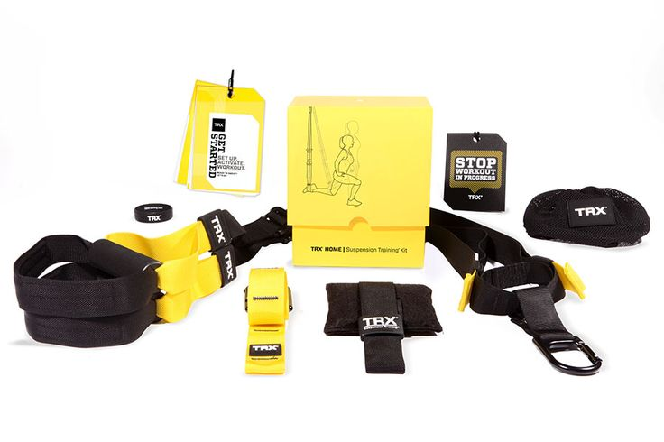 TRX Home Suspension Training Kit - Christmas Gift Guide for Dads at www.hellomagazine.com