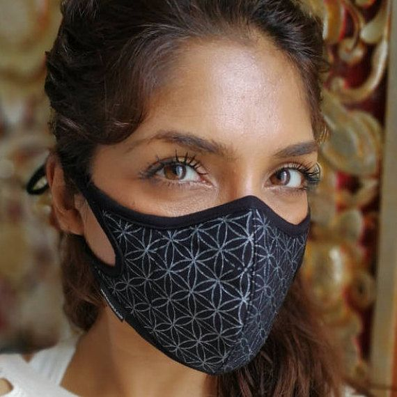 masque en tissu anti pollution
