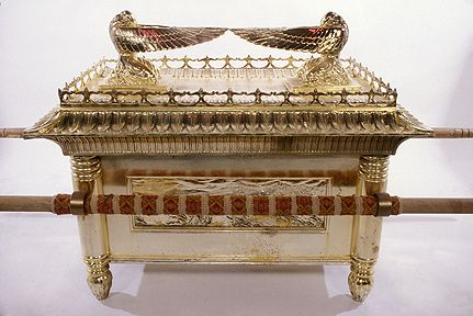 The ark of the covenant: Abba's presence