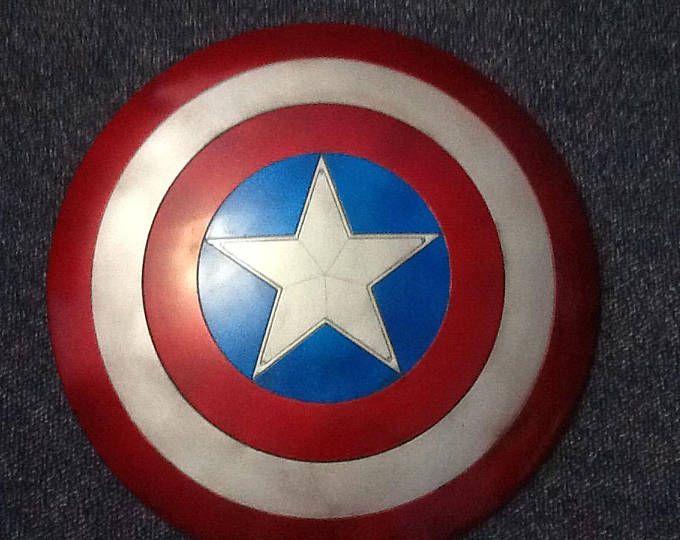 Escudo de Capitán América