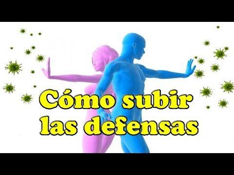 8 REMEDIOS NATURALES para SUBIR LAS DEFENSAS del Sistema Inmunológico PA...