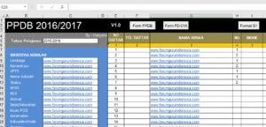 Unduh Apikasi PPDB Format Excel Terbaru,Aplikasi Penerimaan Siswa Baru Excel Gratis,Aplikasi Penerimaan Siswa Baru Excel,Download Aplikasi PPDB, PPDB Online