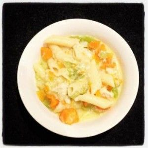 Chicken Noodle Soup in Thermomix - Finlee & Me