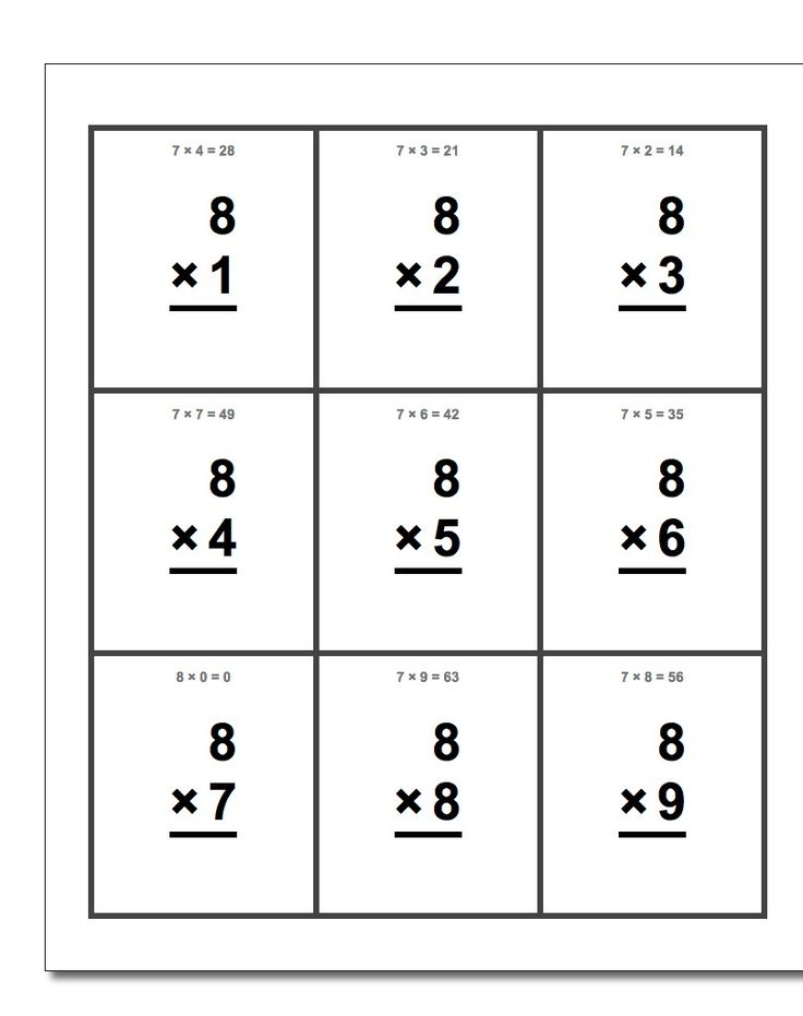 341 best multiplication worksheets images on pinterest math facts school and activities. Black Bedroom Furniture Sets. Home Design Ideas