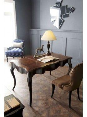 Novelle prezentuje inspirację biurem w całkowicie innym stylu. Co wy na to? :) #vintage #home #inspirations
