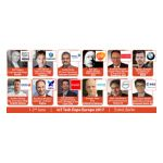 IoT Tech Expo: Europe's Leading IoT Conference Announces Keynote Speakers for Upcoming Event in Berlin 2017
