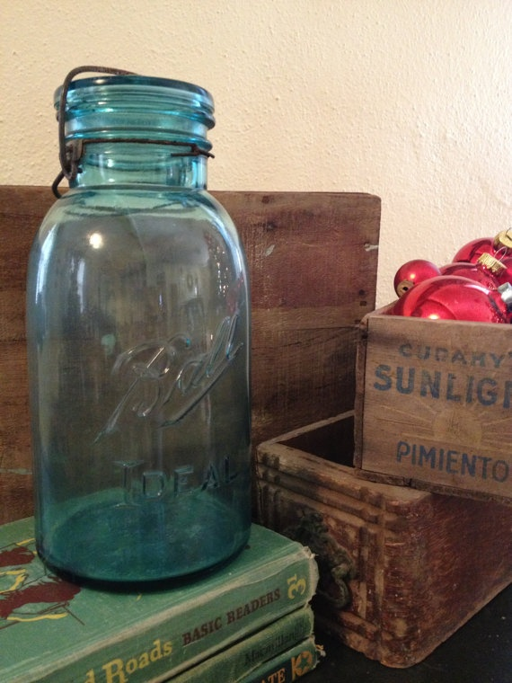 dating antique mason jars