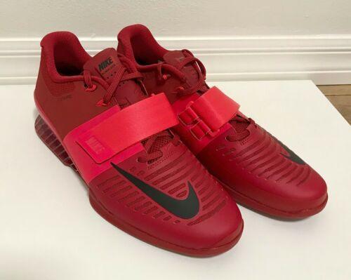 New Nike Romaleos 3 Weightlifting