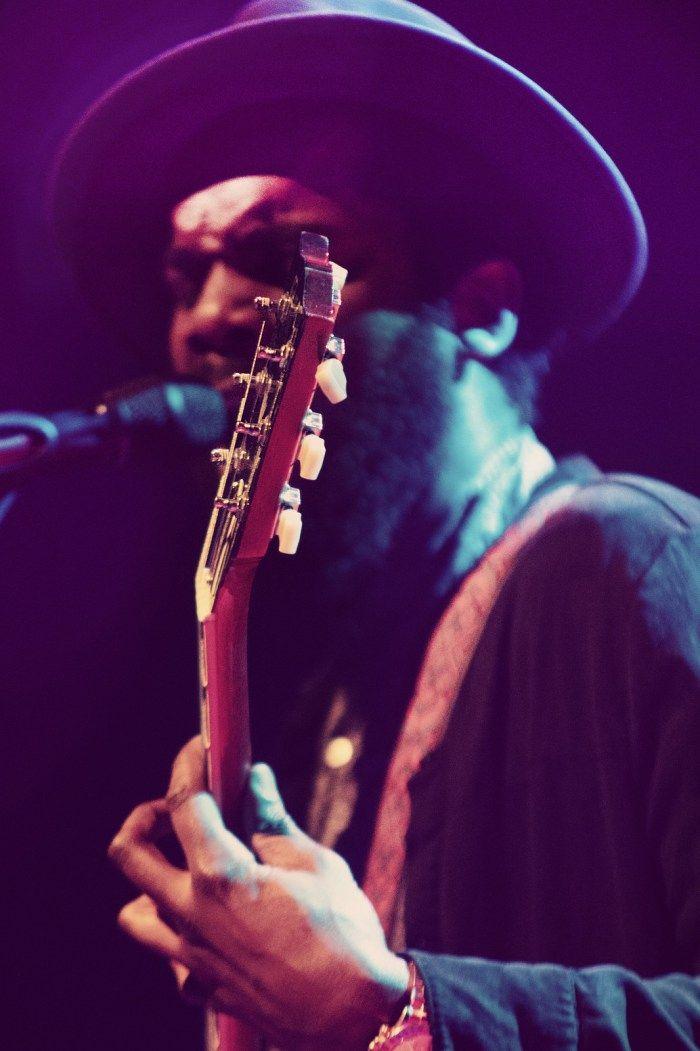 Gary Clark Jr - Denver concert photos