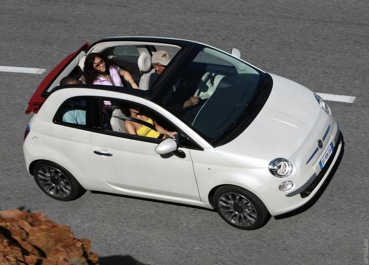 2010 Fiat 500c オープンカー フィアット500c 中古車