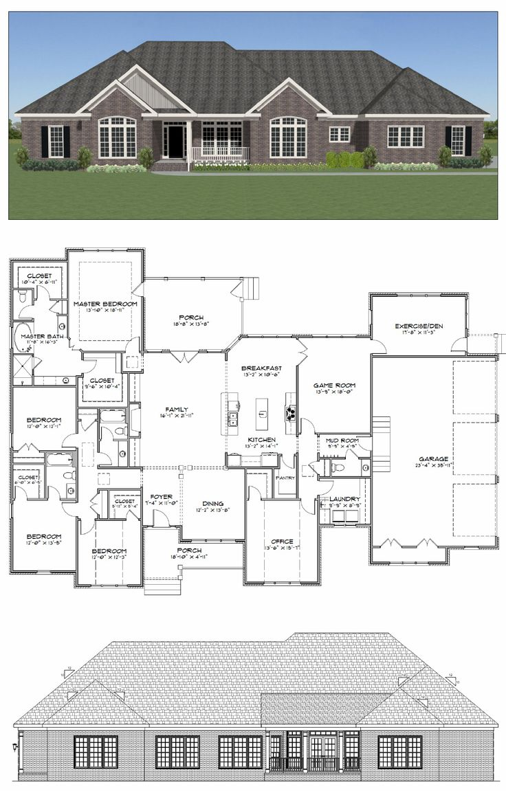 17 best house plans 2000 2800 sq ft images on pinterest for Cox plans