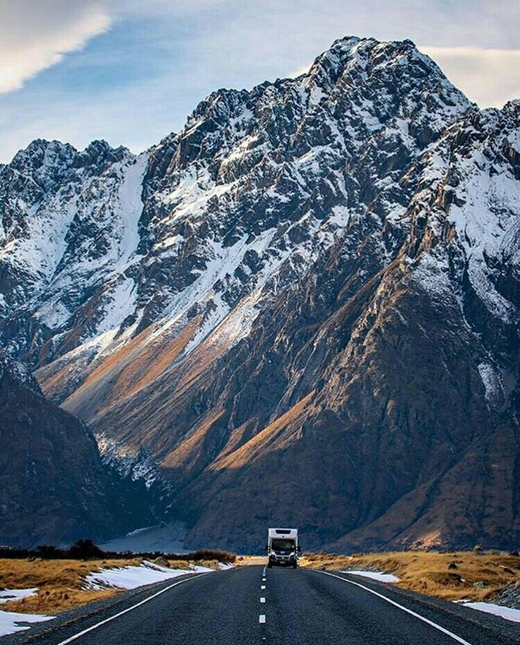 Tasman Valley, New Zealand