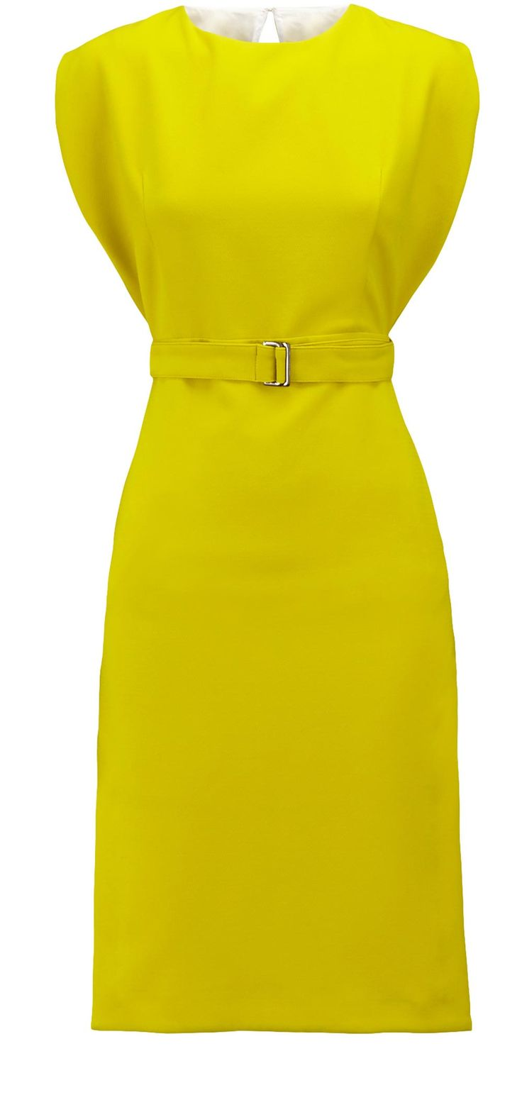 Yellow dress from Very