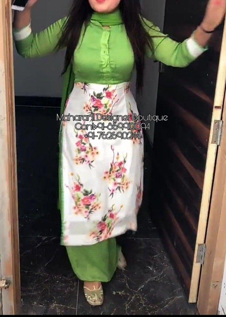 Pant Plazo Suit Punjabi Suit Design 2020