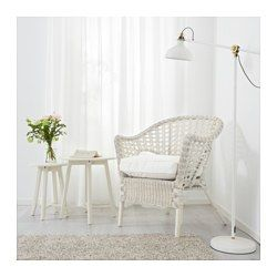 Vintage möbel weiss ikea  Die 25+ besten Polstersessel Ideen auf Pinterest | Verglasung ...
