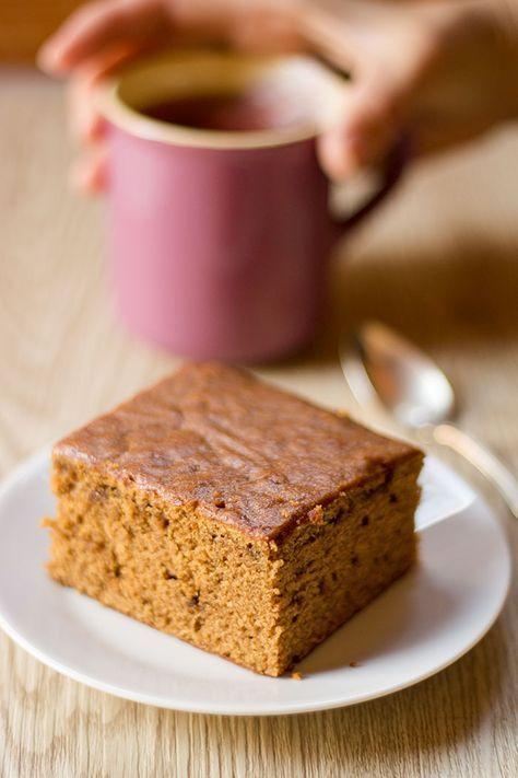 Ginger Cake vegana soffice - In cucina con me