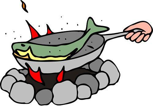 Campfire Cooking & Menus