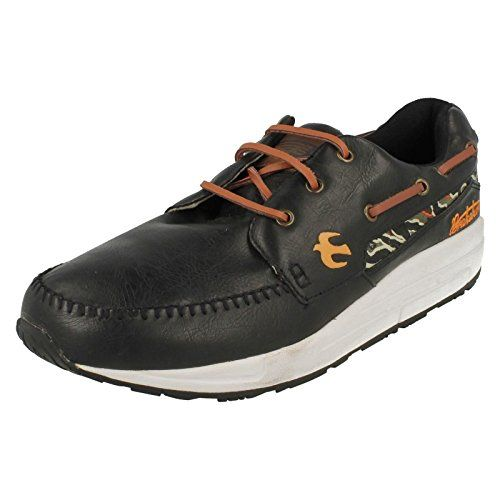 Brakeburn  Five Spoke,  Herren Sneaker Low-Tops , Schwarz - schwarz - Größe: 45 (11 UK) - http://on-line-kaufen.de/brakeburn/45-eu-11-uk-brakeburn-five-spoke-herren-sneaker-low-2
