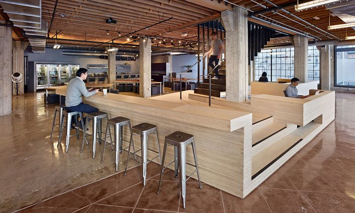 Heavybit Industries office by IwamotoScott Architecture, San Francisco – California » Retail Design Blog