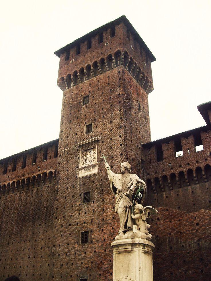Castillo Sforzesco (Milano - Italy)