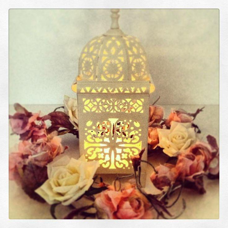 moroccan lantern tea light holder by made with love designs ltd | notonthehighstreet.com