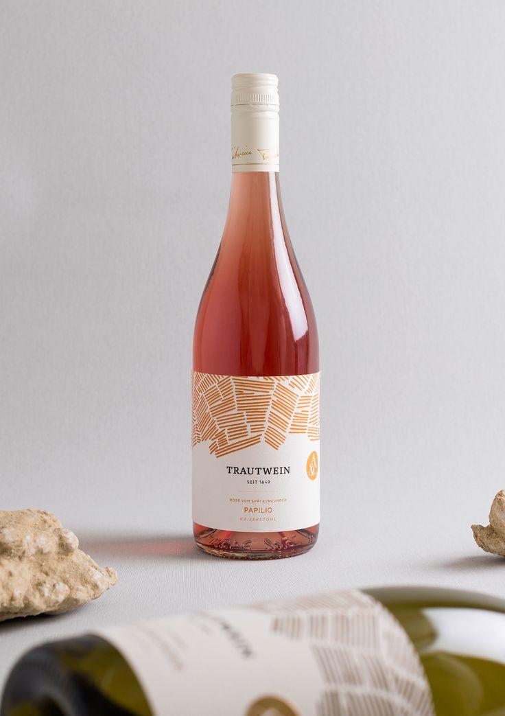 A C Trautwein In 2020 Weinmarken Weinflasche Wein