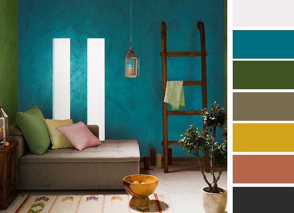 MAGIA KOLORU: Jak Kolor Odmienia Nasze Wnętrza?   Apetyczne Wnętrze Blog |  Wnętrza |