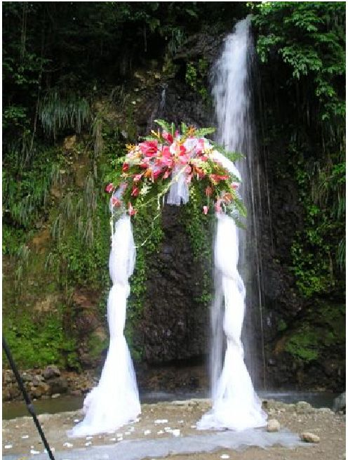17 Best Images About Caribbean Waterfalls On Pinterest