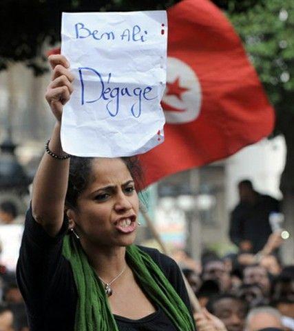 Le président tunisien Ben Ali a quitté le pouvoir - 1jour1actu.com - L'actualité à hauteur d'enfants !