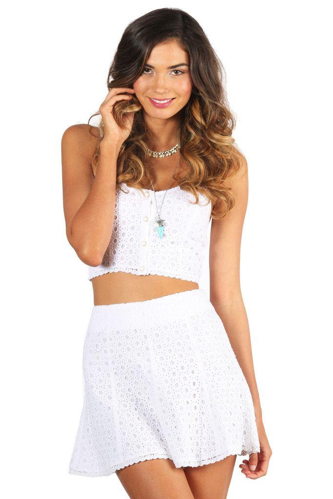 Angelic Angie Skirt