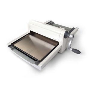 Sizzix Big Shot Pro Machine Only (White & Gray) w/Standard Accessories $349.99