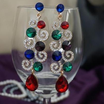 Color Dream Earrings