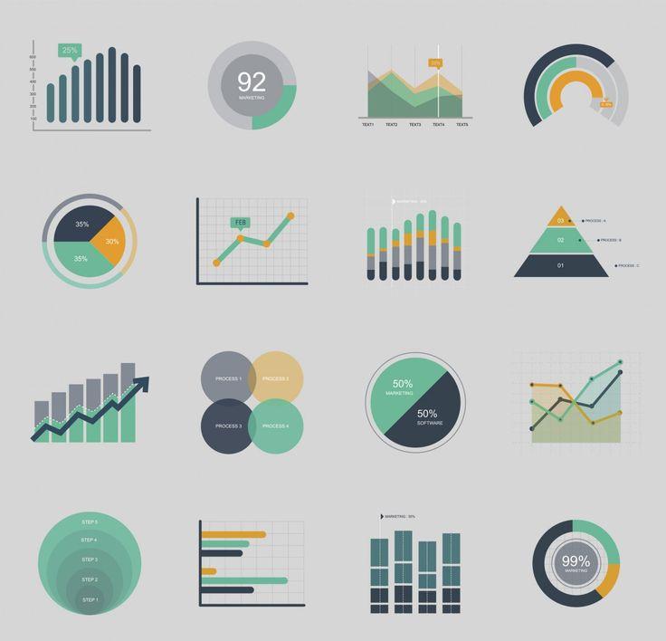 Een grafiekje in Excel heb je natuurlijk zo ontworpen, maar grafieken die ook nog eens mathematische en wetenschappelijke functies en data op een interactieve manier visualiseren, is een ander paar mouwen.