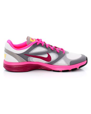 Nike Löparskor Nike Dual Fusion i Grå/rosa - La Redoute