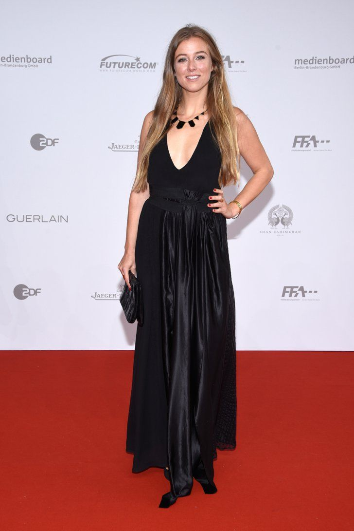 Pin for Later: Seht alle Stars beim Deutschen Filmpreis Nina Eichinger
