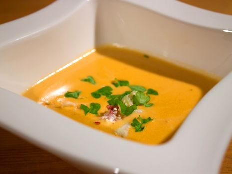 Krämig hummersoppa | Recept från Köket.se