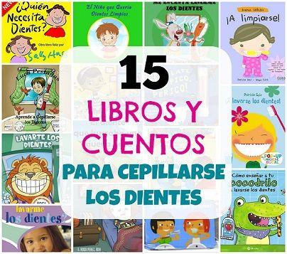 Imprescindibles: 15 libros que ayudan a que los niños tomen nota a la hora de lavarse los dientes  #dental http://blgs.co/IPj7Ny