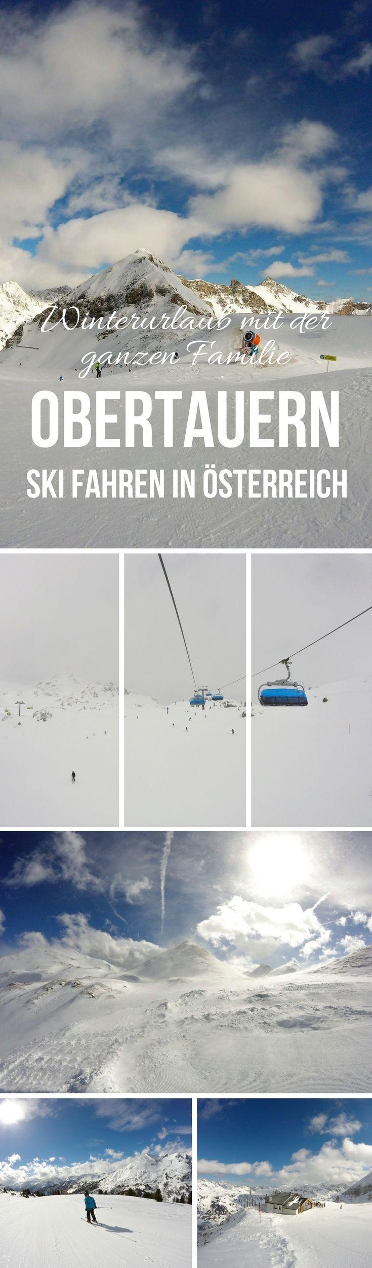Ab in den #Winterurlaub nach #Obertauern in #Österreich zum #Skifahren. Egal ob #Ski oder #Snowboard, hier kommt jeder auf seine Kosten!