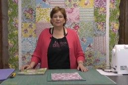 Layer Cake Quilt – Quilting Made Simple