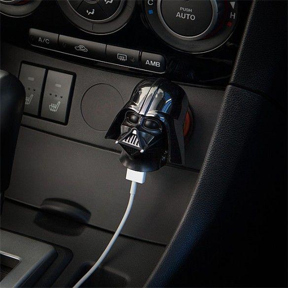 Star Wars Darth Vader USB Car Charger