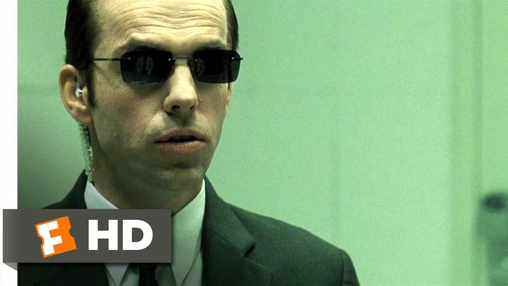 The Matrix (1/9) Movie CLIP - Living Two Lives (1999) HD