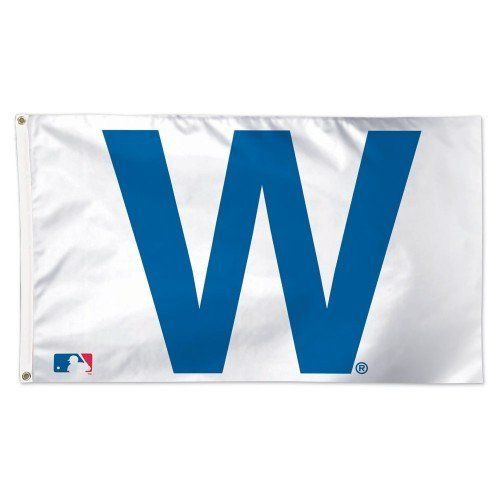 2016 World Series Chicago Cubs Flag 3 'X 5'