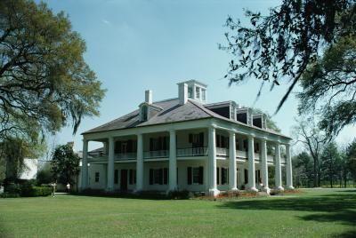 Historic Southern Plantation Homes