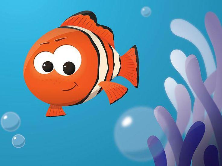 clownfish Bob