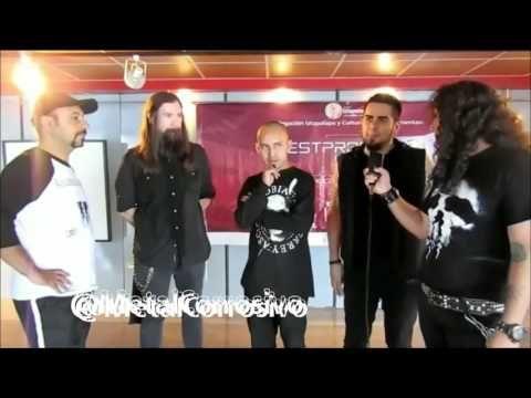 Entrevista a Parazit en FestProgJazz 2016