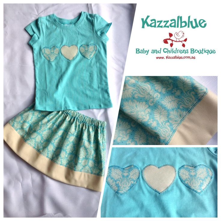 Size 2 play set - so easy to wear!