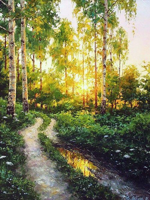 paisajes Dmitry Levin - 10