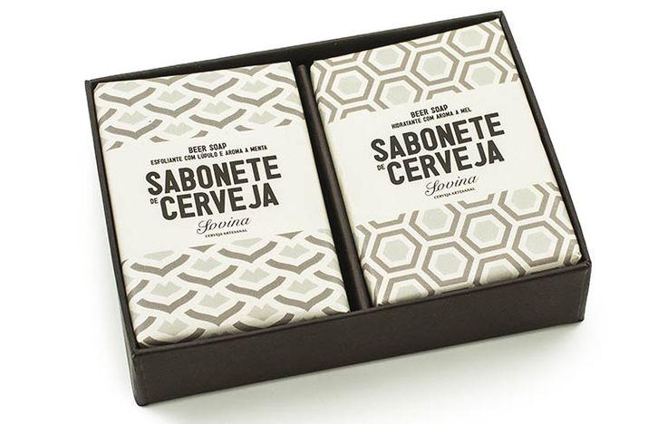 Cerveja Sovina também é marca de sabonetes! | Trendy
